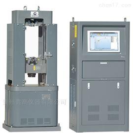 WAW-100B微机电液伺服万能试验机