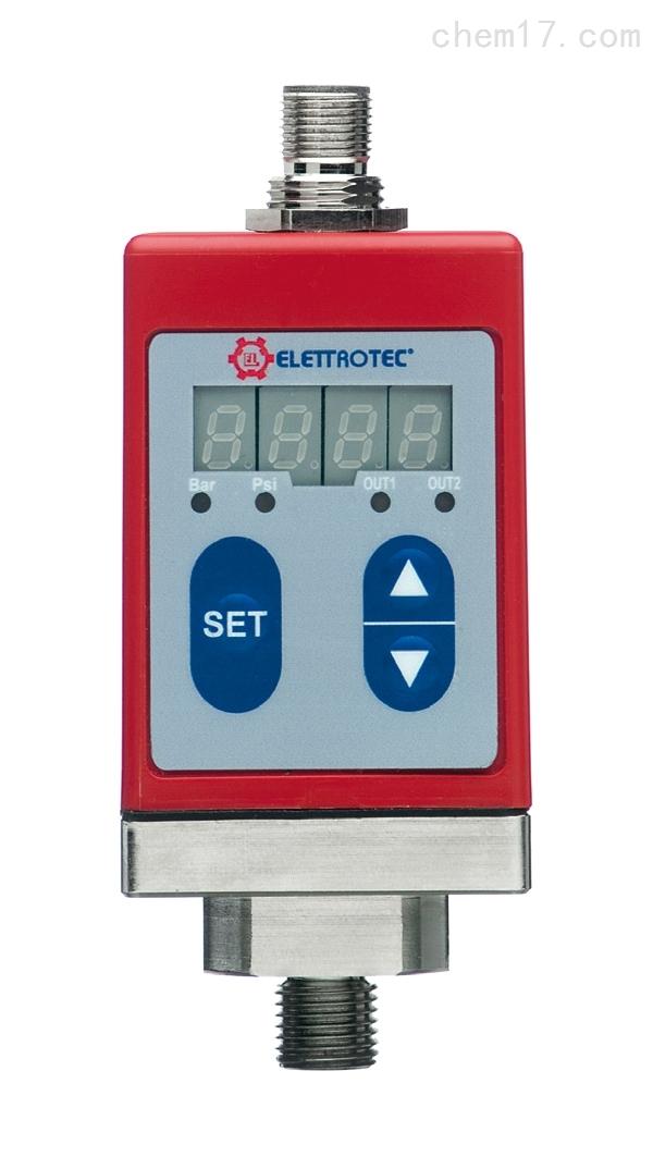 意大利伊莱科ELETTROCE陶瓷压力控制器