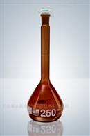 白色刻度赫施曼USP容量瓶PE 瓶塞