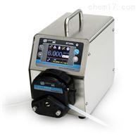 保定雷弗流量型智能蠕动泵YT15(4滚轮)泵头