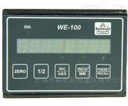 单轴位移测量处理器数显表