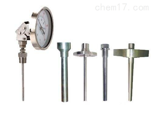 WSS-583L热套式双金属温度计