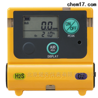 XOS-2200氧气 硫化氢浓度检测仪