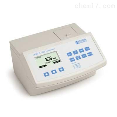 HI88713 微电脑多量程浊度ISO标准测定仪