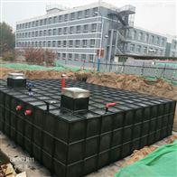 永州地埋式消防水箱消防供水