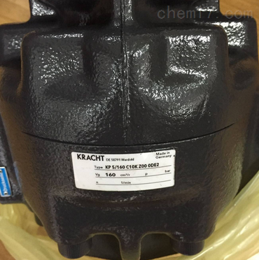 德国KRACHT齿轮泵KF25RF7-D15 现货