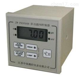 ZW-PH1018A盘装式多功能PH控制器
