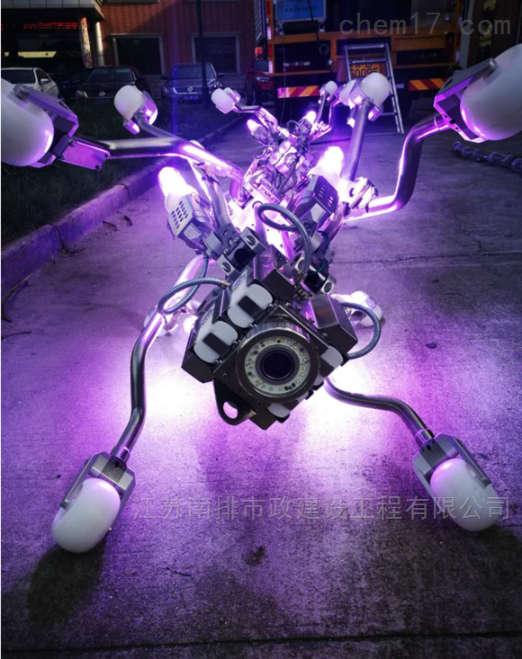 紫外光固化修复CIPP-UV创新技术