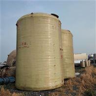 60吨玻璃罐常年回收玻璃钢容器