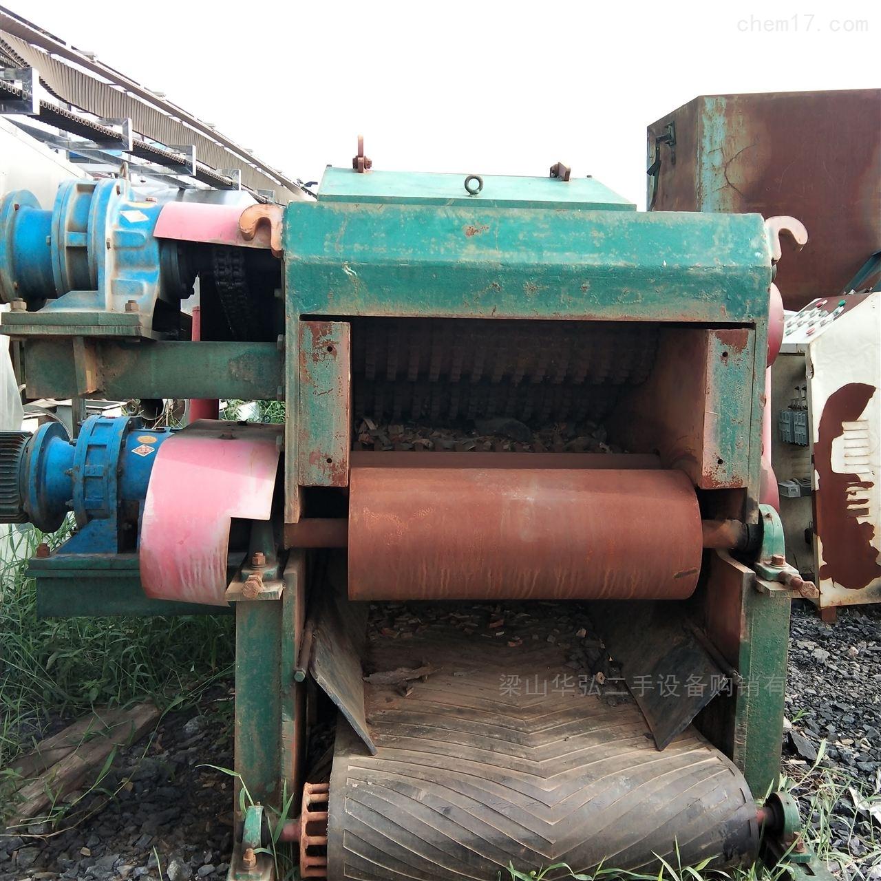 高价回收木材削片机