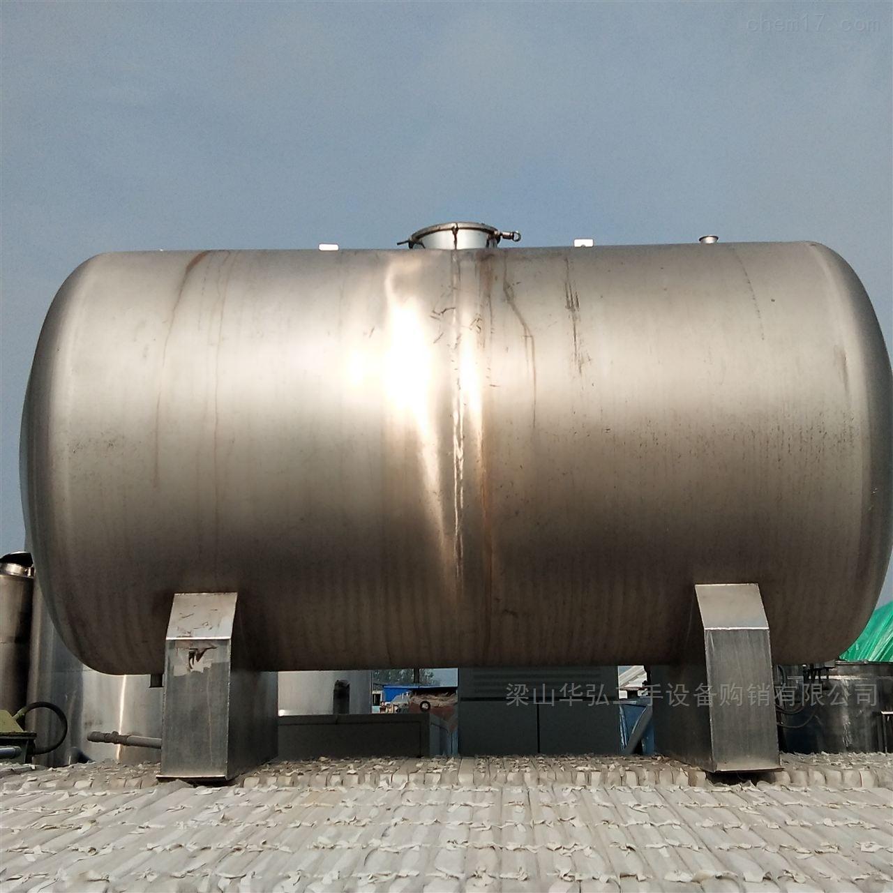 常年回收5吨不锈钢储存罐