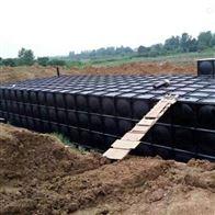 宜春地埋式消防水池箱泵一体化