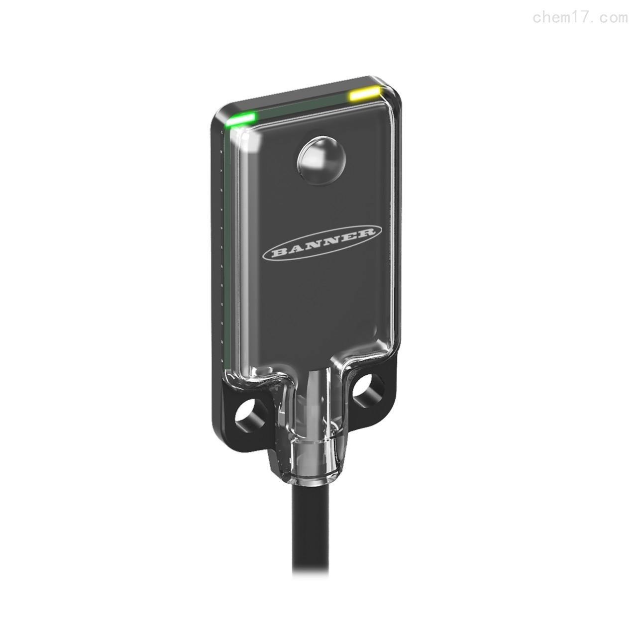 美国邦纳BANNER超薄微型传感器