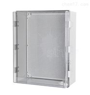 600×500×220mm搭扣透明塑料配电箱