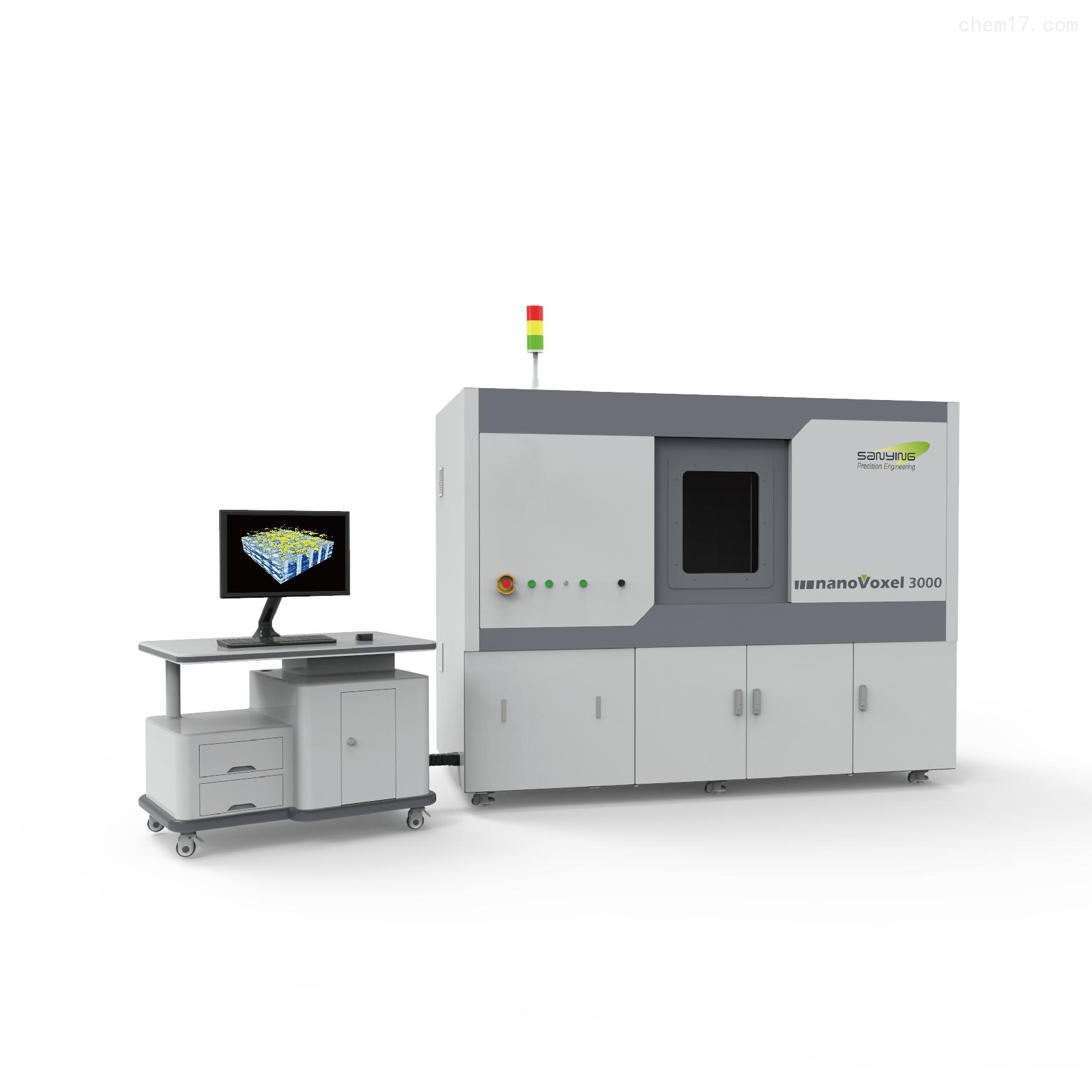 nanoVoxel显微CT4000-micro ct