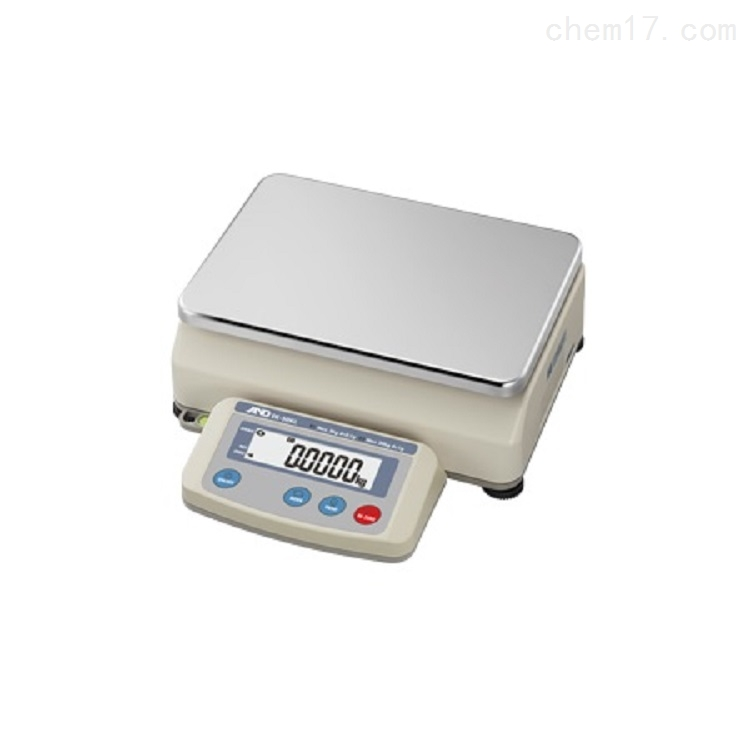 艾安德AND工业天平EK-15KL精密电子秤