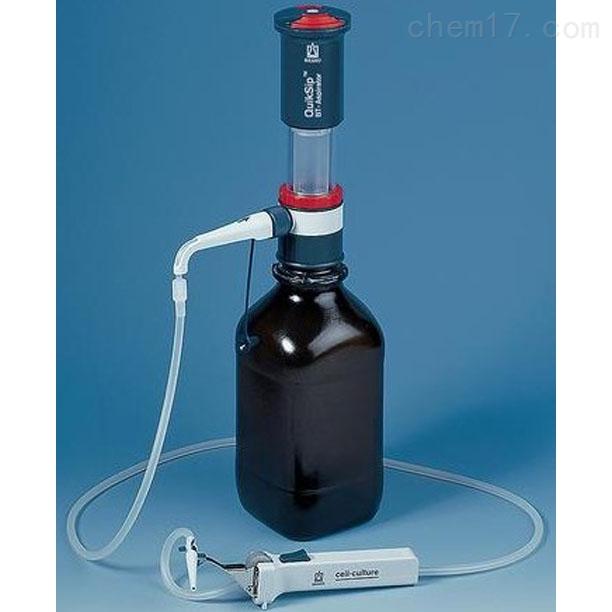 普兰德(BRAND) QuikSip™ 瓶口真空吸液器