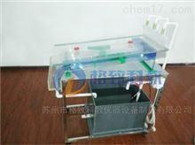 GZF024液体流线演示仪 油槽流线仪 流体力学设备