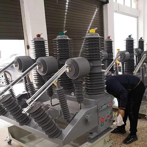 户外线路35KV高压断路器供应商厂家