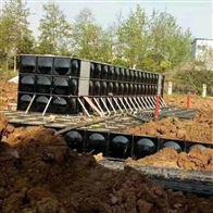 四川禾山地埋式消防水箱安装标准