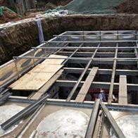 池州地埋消防水箱不锈钢地埋水箱供应厂家
