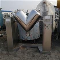 回收二手V型混合机 制药设备购销
