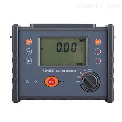 接地电阻土壤电阻率测试仪(简易型)
