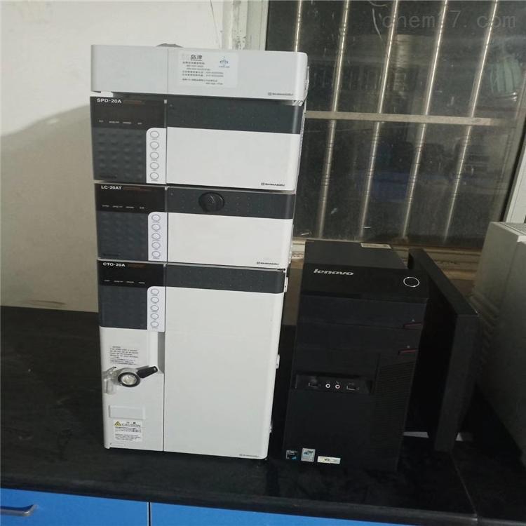二手高效液相色谱仪 二手分析仪器回收出售