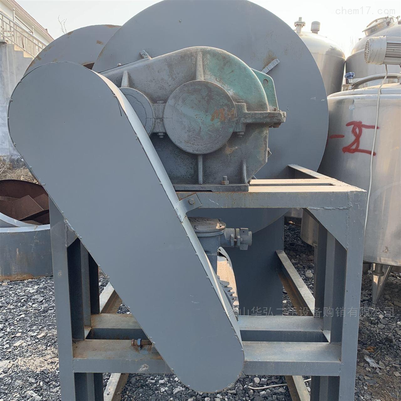 高价回收不锈钢耙式干燥机
