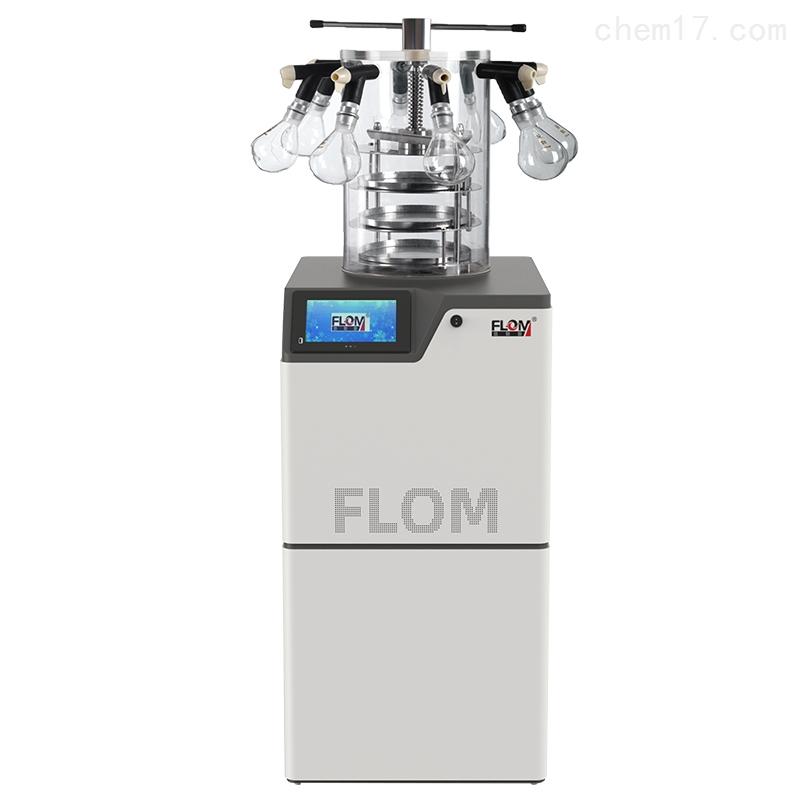 FLOM冻干机FL1600-D ( 多歧管压盖型)