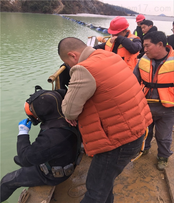 北京市水下堵漏公司[潜水作业队]