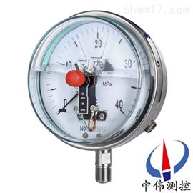 YXCG-100抗震磁簧式电接点压力表