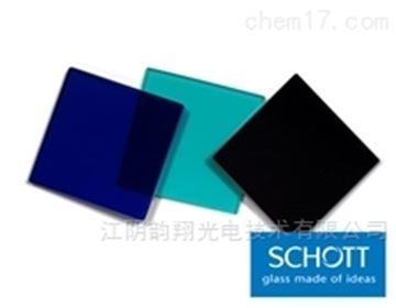 SCHOTT 有色玻璃帶通濾光片
