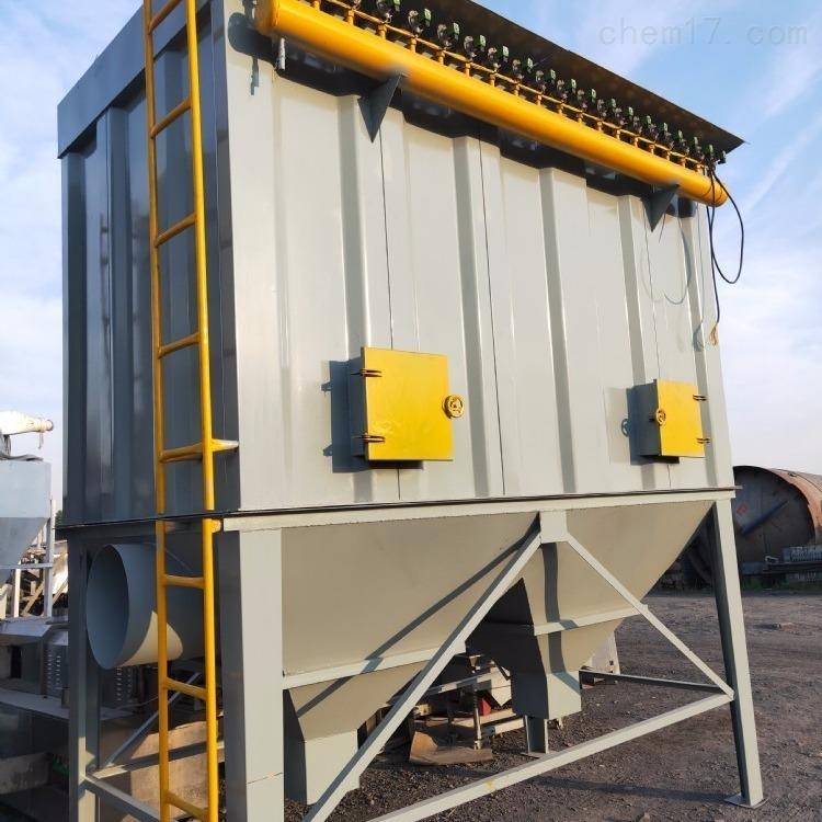 二手工业除尘器粉末涂料树脂除尘系统