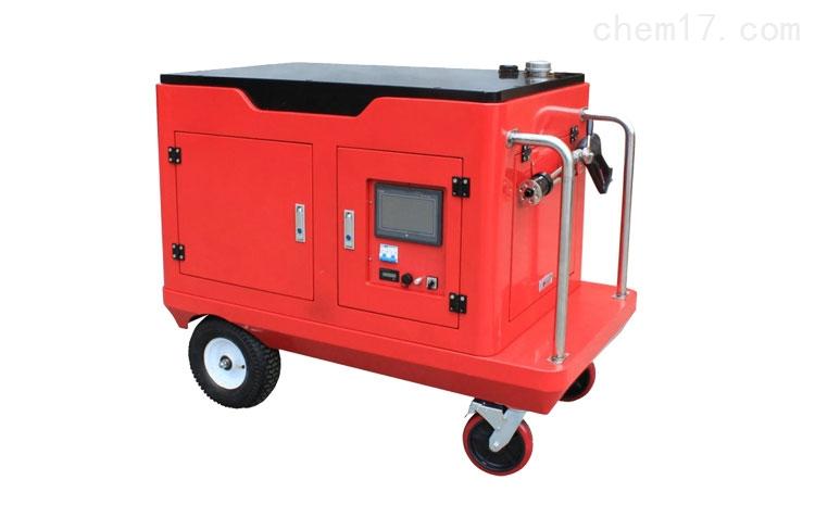 电动式高压细水雾灭火装置