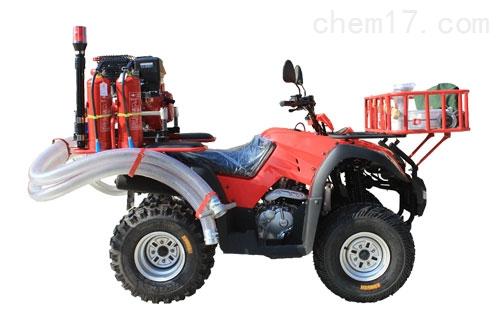 消防摩托车装置