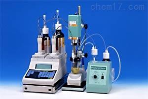 容量法水分测定仪-均化器 KHM-510S