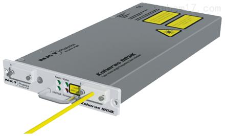 低噪声窄线宽光纤激光器