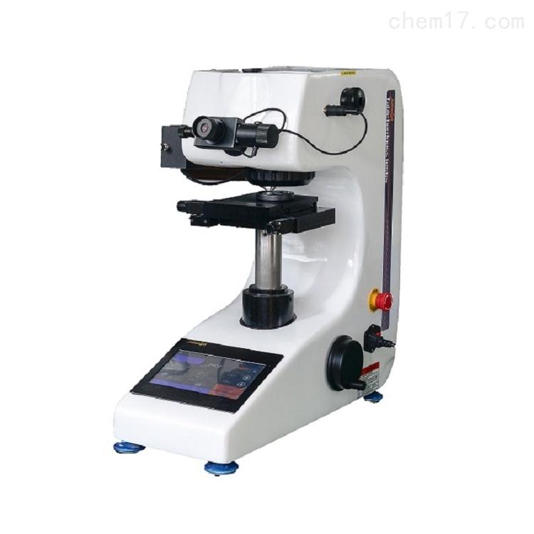 钜惠HVT-30Z触摸屏自动转塔维氏硬度计现货