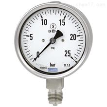 232.30, 233.30德国WIKA威卡不锈钢型波登管压力表