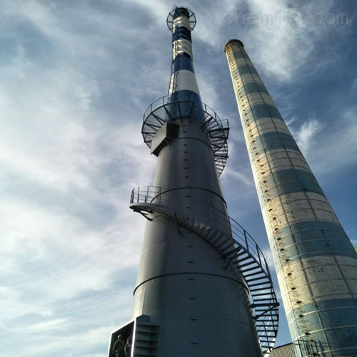 太原市烟囱维修烟筒施工公司砼结构烟囱