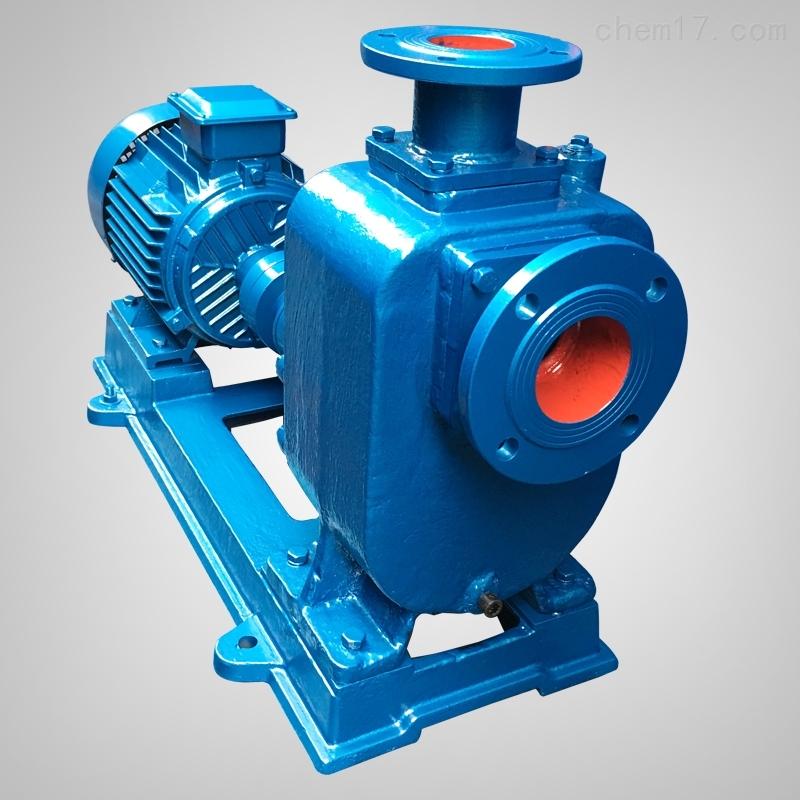 zx型化工自吸泵