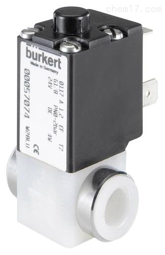 德国宝德burkert二位二通隔膜柱塞式电磁阀