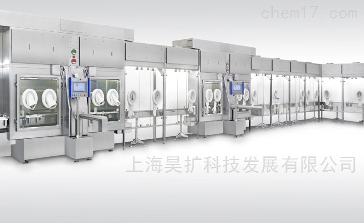 Lyogistics-TELSTAR Lyogistics系列冷冻干燥器装卸系统