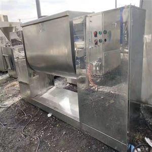 转让二手1000L槽型运动混合机高价回收
