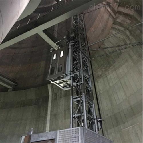 如东县烟筒升降机烟囱升降梯安装施工/烟囱
