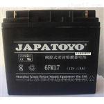 JAPATOYO东洋蓄电池6FM100现货供应