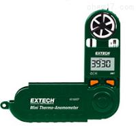 EXTECH 带风向度盘的迷你温差式风速仪
