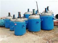 二手不锈钢反应釜电加热反应设备回收厂家