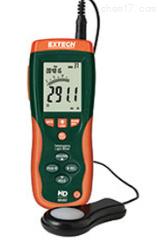 EXTECH HD450数据记录重型光度计